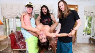 Alexis Fawx – Episode 1: The Dream – CaptainStabbin  – Brazzztube