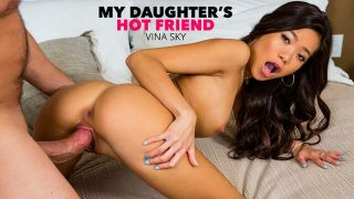 Vina Sky – My Daughters Hot Friend  – Brazzztube