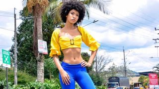 Janeth Black – Exquisite Ebony Latina Loving – OyeLoca  – Brazzztube