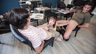 Alexa Nova – Study Session – GingerPatch  – Brazzztube