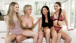 India Summer, Scarlett Sage, Gia Derza, Dee Williams – Mothers Day Blues – MommysGirl  – Brazzztube
