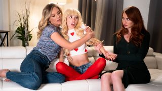 Kendra James, Mona Wales, Kenzie Reeves – My New Mommy And Old Mommy – MommysGirl  – Brazzztube