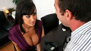 Lisa Ann – You've Got The Touch – BigTitsatWork  – Brazzztube
