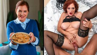 Andi James – Grandma's House – LookAtHerNow  – Brazzztube
