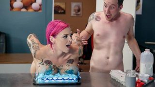 Anna Bell Peaks – Let's Bake A Titty Cake – BigTitsatSchool  – Brazzztube