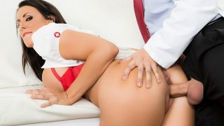 Reagan Foxx – Pushing For A New Prescription – DoctorAdventures  – Brazzztube