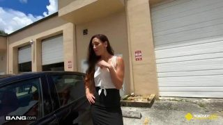 Artemisia Love – Artemisia Love Gets A Luxury Rental Car And A Hard Dicklashing – BANGORIGINALS  – Brazzztube