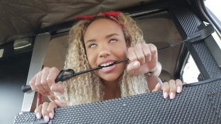 Romy Indy – The Dominatrix and the Big D  – Brazzztube
