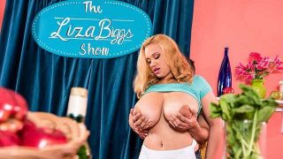 Liza Biggs – Too Hot For TVXL Girls Liza Biggs  – Brazzztube
