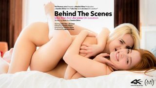 Lika Star, Jia Lissa – Behind The Scenes: Lika Star and Jia Lissa On Location  – Brazzztube