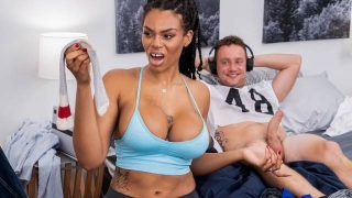 Halle Hayes – Roommates With Fuck Buddy Benefits – BrazzersExxtra  – Brazzztube