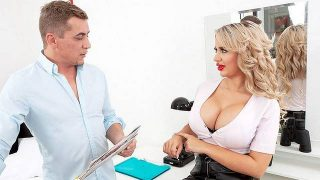 Jessica Bunnington – Hot Sex For The Busty Bimbo Secretary  – Brazzztube