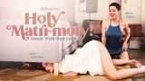 Lacy Lennon, Olive Glass – Holy Matri Moly Stuck With Bad Luck  – Brazzztube