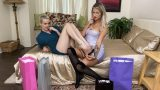 Harmony Rivers, Sidra Sage – Foot Fetish Fun  – Brazzztube