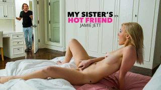 Jamie Jett – My Sister's Hot Friend  – Brazzztube