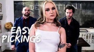 Gwen Vicious – Easy Pickings  – Brazzztube