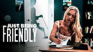 Lana Sharapova – Just Being Friendly  – Brazzztube