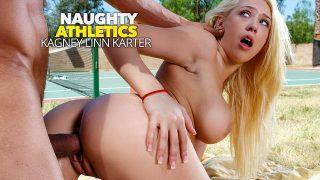Kagney Linn Karter – Naughty Athletics  – Brazzztube