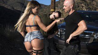 Arrest This Whore Kissa Sins & Johnny Sins – Brazzztube