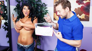 You're Gonna Pay For That! Angelica Taylor & Erik Everhard – Brazzztube