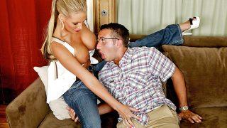 Your mom's hot ass loves my nerd cock! Phoenix Marie & Keiran Lee – Brazzztube