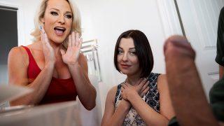 Won't You Fuck My Husband? Sydney Hail & Keiran Lee – Brazzztube