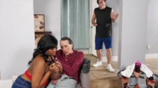 Big Titty Tutor Steve Holmes, Barbie Crystal – Brazzztube
