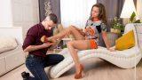 Liza Shay – Date Night Footsie – FootsieBabes  – Brazzztube