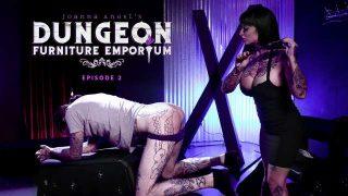 Jessie Lee – Joanna Angel's Dungeon Furniture Emporium Episode 2  – Brazzztube