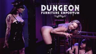 Joanna Angel, Adira Allure – Joanna Angel's Dungeon Furniture Emporium Episode 1  – Brazzztube